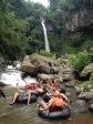 River tubing di Coban Jahe